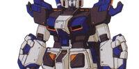"""RX-78-4 Gundam Unit 4 """"G04"""""""