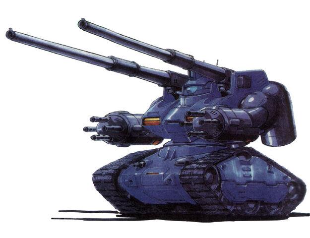 File:RX-75 Guntank (Origin) Front.jpg