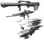 RX-178 Gundam Mk. II - 04 Weapons