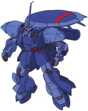 Front (Blue Team Colors)