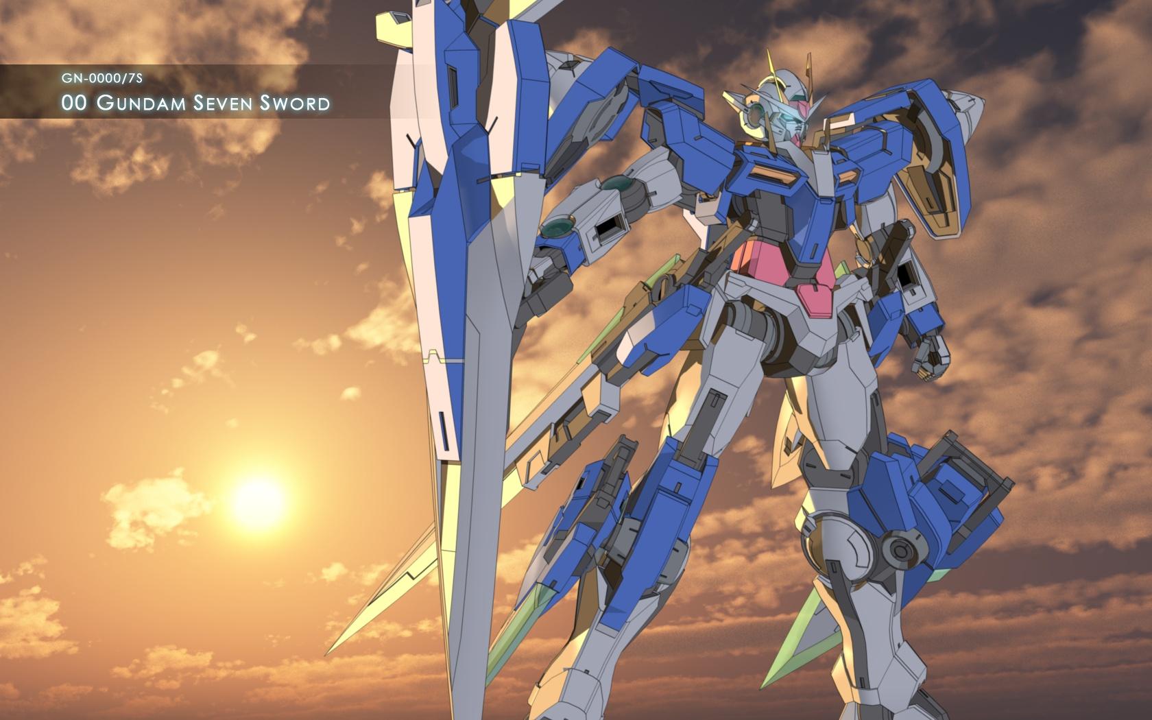 Gundam 00 Quanta Wallpaper