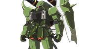 ZGMF-1000/K Slash ZAKU Warrior