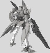GNX-603T GN-X Rear Rifle