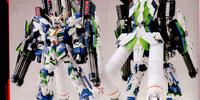 RX-0(VXS) Full Armor Unicorn Gundam Kiwami