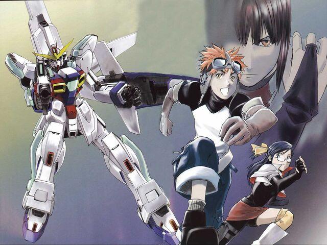 File:After War Gundam X ~Under the Moonlight~ POSTER.jpg