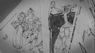 Gundam Dynames Repair Teaser Screenshot Trailer