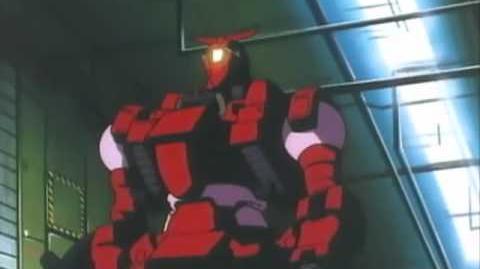 473 OZ-13MSX2 Mercurius (from Mobile Suit Gundam Wing)