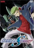 Mobile Suit Gundam Seed Destiny DVD Volume 03