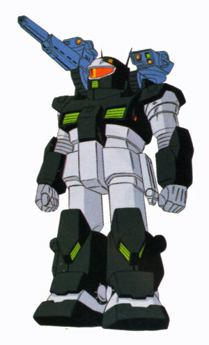 RX-77-4(GUNCANNON-II)