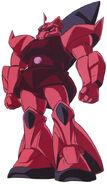 MS-14S Gelgoog Commander Type | The Gundam Wiki | Fandom ...