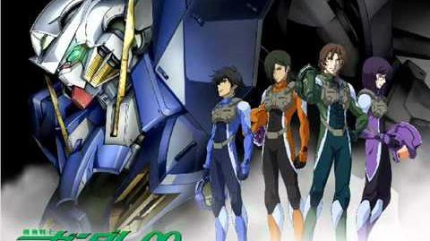 Gundam 00 Daybreak's Bell