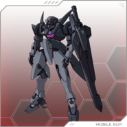Gundam 00F GN-XII Sword
