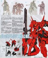 Advance of Zeta Re-Boot Gundam Inle 17