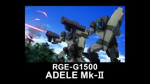 MSAG30 ADELE Mk-2 (from Mobile Suit Gundam AGE)