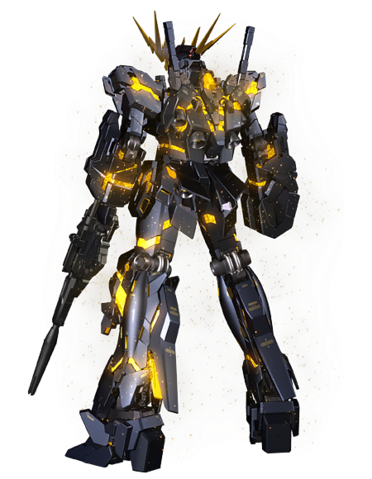 File:RX-0 Unicorn Gundam 02 Banshee (Destroy Mode) CG Art (Rear).png