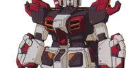"""RX-78-5 Gundam Unit 5 """"G05"""""""