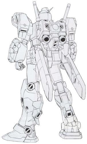 Rear (RX-78-5[Bst])