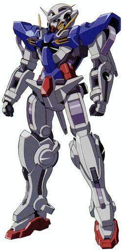 GN-001 能天使GUNDAM