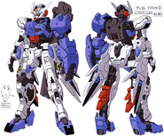 Gundam astaroth high detail version