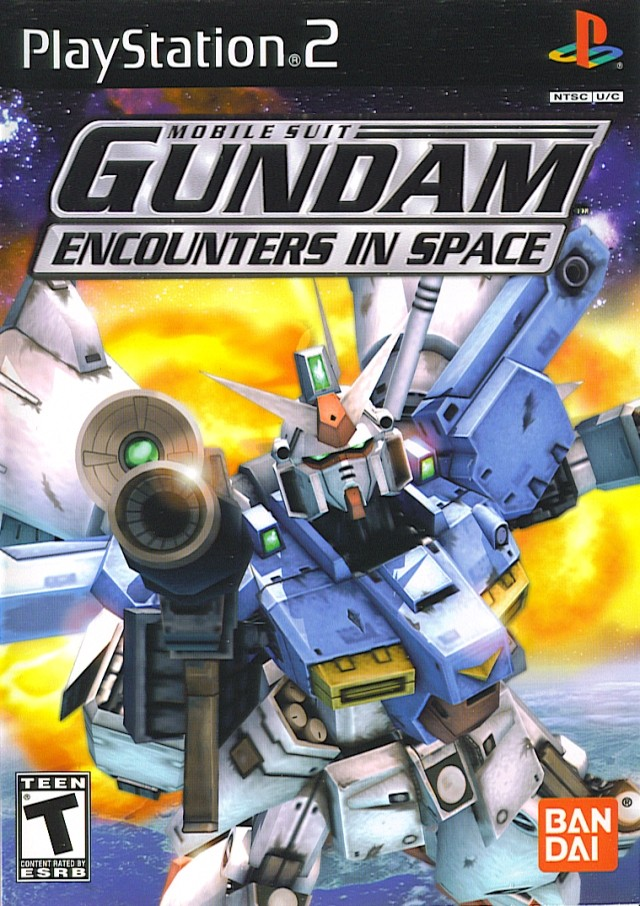 Image result for mobile suit gundam encounters in space ps2