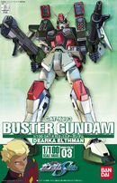1-100 Buster Gundam
