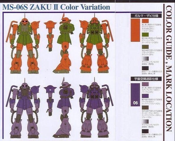 File:MS-06S Color Variation.jpg