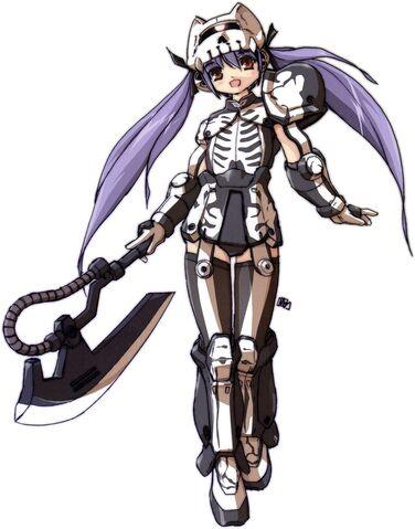 File:Dokuro Type Zaku - MS Girl.jpg