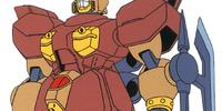 GF13-083NCB Arachno Gundam