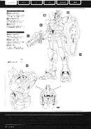 Gundam 00 - 1st Mechanics - GN-000 - 0 Gundam0