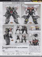 GN-008GNHW3G Seravee Gundam 00V III