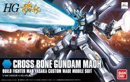 HGBF Crossbone Gundam Maoh