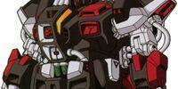MRX-007 Prototype Psyco Gundam