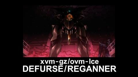 MSAG14 DEFURSE REGANNER (from Mobile Suit Gundam AGE)