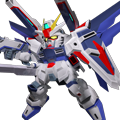 Unit s freedom gundam himat burst mode