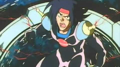 460 Dark Army (from Mobile Fighter G Gundam)-0