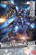 1-100 McGillis's Schwalbe Graze