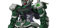 MBF-P04 Gundam Astray Green Frame