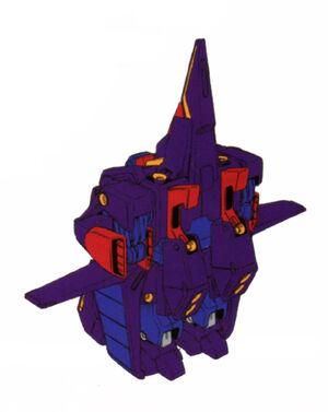 MRX-010(PSYCO GUNDAM MK-II) variation b
