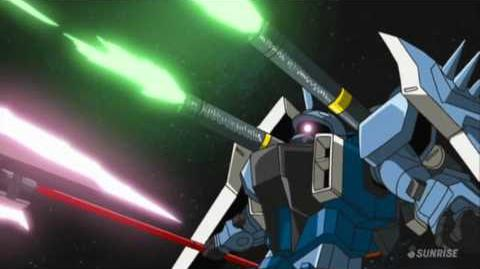 385 ZGMF-1001 ZAKU Phantom (from Mobile Suit Gundam SEED Destiny)