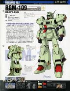 RGM-109 - Heavy-gun - SpecTechDetailDesign
