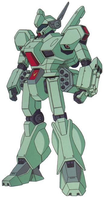 Rgm 89m Jegan B Type The Gundam Wiki Fandom Powered By