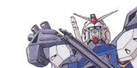 F90D Gundam F90 Destroid Type