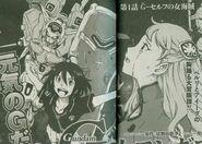 Gundam Reconguista in G (manga)