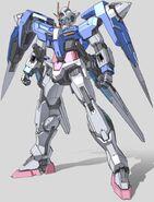 Cel 00 Gundam front