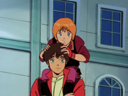 Puru Riding Judau