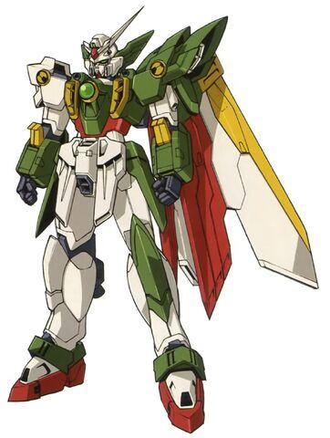 File:Wing Gundam Fenice - Front.jpg