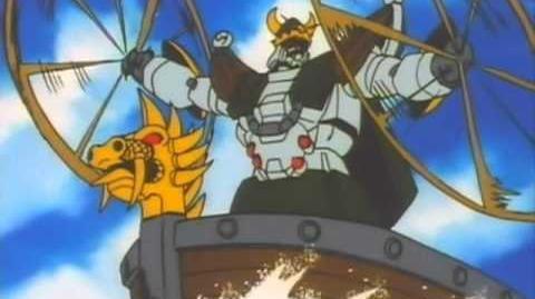 449 GF13-012NN Viking Gundam (from Mobile Fighter G Gundam)