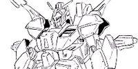 MSZ-006 Original Zeta Gundam