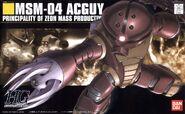 HGUC MSM-04 Acguy Boxart