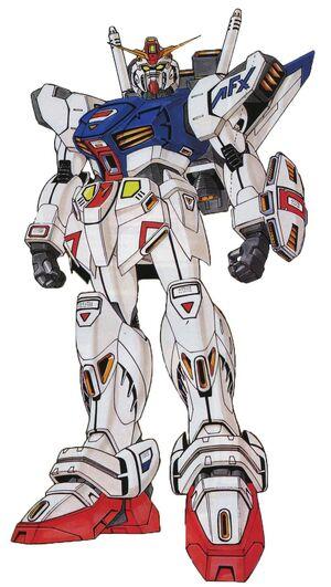 RX-99 Neo Gundam Front